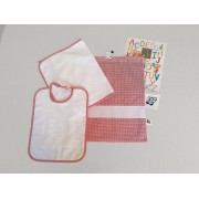 Kindergarten Ready to Stitch - Red