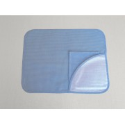 Ready to Stitch Placemat - Light Blue