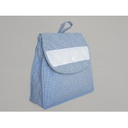Ready to Stitch Kindergarten Bag - Zephir Light Blue