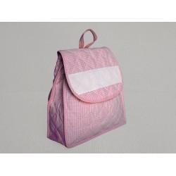 Ready to Stitch Kindergarten Bag - Zephir Pink
