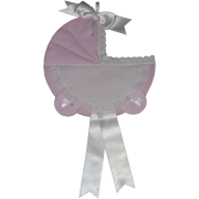 Baby Carriage Hospital Door Hanger