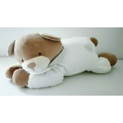 Pajama Bear Bag - Cream