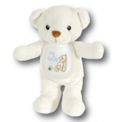 DMC Baby - Orsetto da Ricamare - Bianco