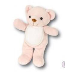 DMC Baby - Ready to Stitch Teddy Bear - Pink