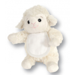 DMC Baby - Ready to Stitch Little Lamb