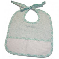 Dudu - Stichable Terry Baby Bib