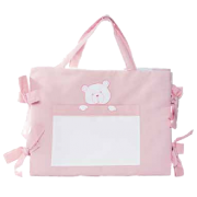 Nursery Bag with Teddy Bear
