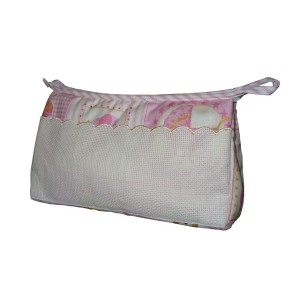 Trousse Ready to Stitch - Baby Fancy - Pink