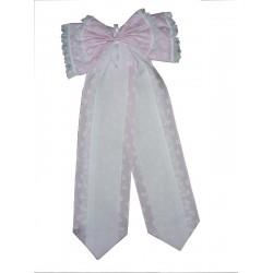 Colgante para la Puerta del Bebè - Cinta de Bebé de Color Rosa