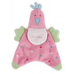 DMC Baby - Ready to Stitch Pink Hen