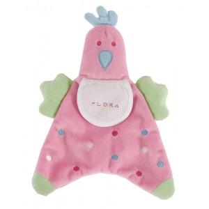 DMC Baby - Ready to Stitch Pink Hen