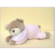 Pajama Bear Bag - Pink