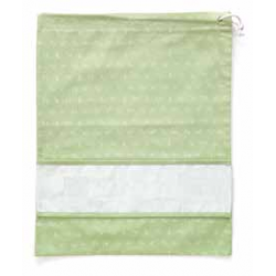 DMC -  Kindergarden Bag - Ready to Stitch - Green - Art. RS2125