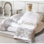 DMC - Terry Bath Towel  - Cotton and Linen - CL073L