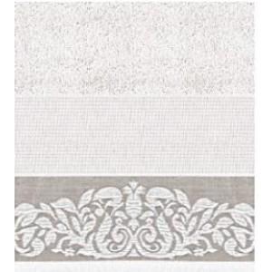 DMC - Coppia Asciugamani Spugna da Ricamare - Lino e Cotone Art. CL071L