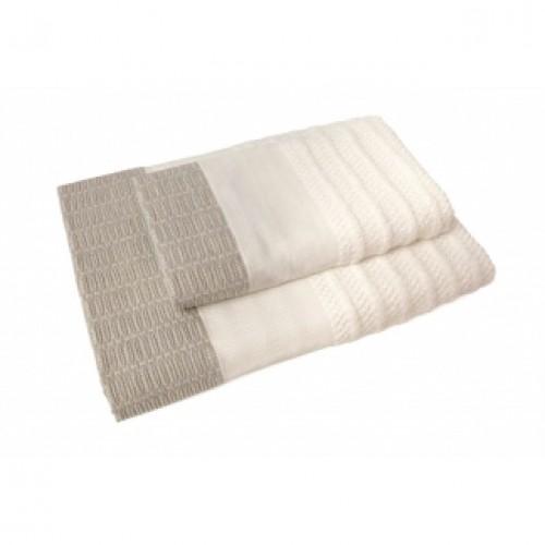 DMC - Terry Bath Towel  - Cotton and Linen - Art. CL085L