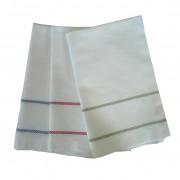 Set of Three Kitchen Towel with Aida Band