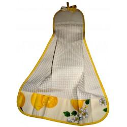 Weave Kitchen Towel - Lemon