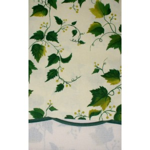 Stitchable Kitchen Towel - Ivy