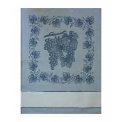 Kitchen Towel - Blue Grape