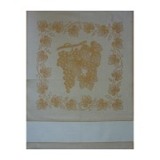 Kitchen Towel - Yellow Grape