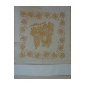 Kitchen Towel - Yellow Grape
