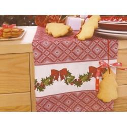 DMC - Kitchen Towel - Red Diamonds