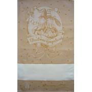 Fratelli Graziano - Asciugapiatti Natalizio - Gingerbread - Colore Miele