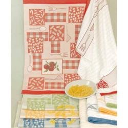 Fratelli Graziano - Pasta Kitchen Towel with Aida Insert
