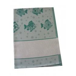 Kitchen Towel Caraibi - Green