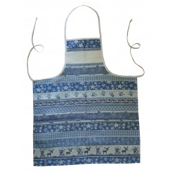 Apron Sweets - Blue