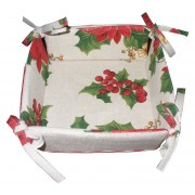 Stitchable Christmas Breadbox