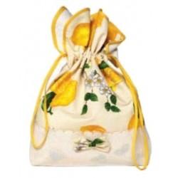 Bread Bag - Lemon Series