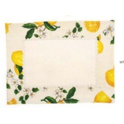 Mantel Individual - Coleccion Lemon