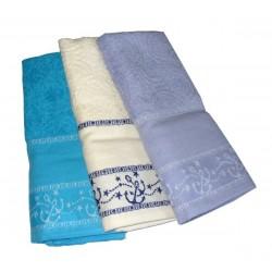 Set Terry Dish Towels Viviana - Marine - Turquoise