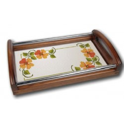 DMC Home Forever Collection - Rectangular Wooden Tray