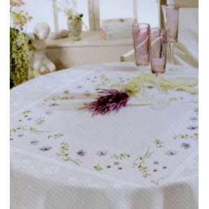 Tea Tablecloth Butterfly Magic - 90x90 cm