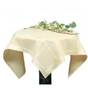 Stitchable Tea Tablecloth Malmo - 85x85 cm
