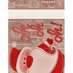 DMC - Santa Claus Placemat - Cream - RS2576