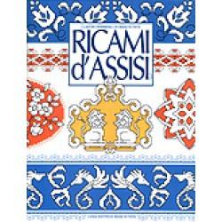 Rivista Mani di Fata - Ricami d'Assisi 3
