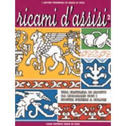Rivista Mani di Fata - Ricami d'Assisi 2