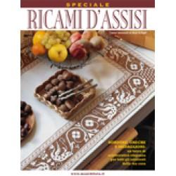 Rivista Mani di Fata - Speciale Ricami d'Assisi
