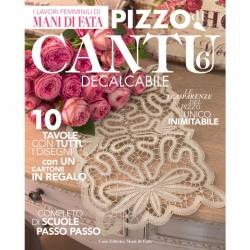 Revista Mani di Fata - Encaje de Bolillos Calcomanìa 6