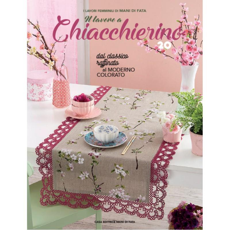 acquista per diversificato nella confezione elegante Rivista Mani di Fata - Il Lavoro Chiacchierino n. 20
