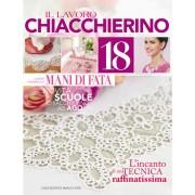 Revista Mani di Fata - Encaje Frivolité n.18