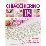 Mani di Fata Magazine - Italian Tatting n.18