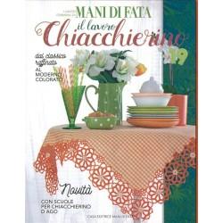 Revista Mani di Fata - Encaje Frivolité n.19