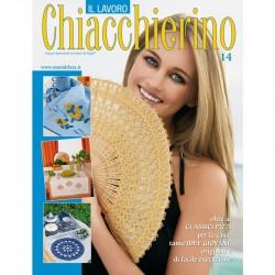Mani di Fata Magazine - Italian Tatting Lace n.14