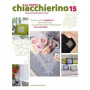 Mani di Fata Magazine - Italian Tatting Lace n.15
