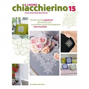 Rivista Mani di Fata - Il Lavoro Chiacchierino n.15